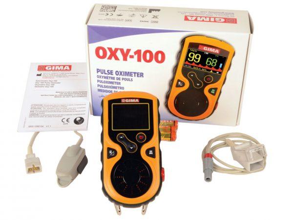 Pulsossimetro OXY-100
