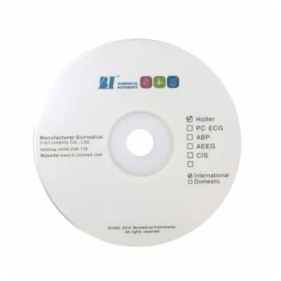 Software Holter ECG BIOMEDICAL V 1.05